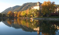 The Broadmoor Hotel In Colorado Springs. I worked there for years... One of my favorite jobs ever...