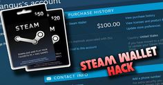 Steam Wallet Hack 2017 Free Steam Wallet Codes