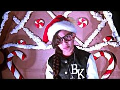 """CHRISTMAS SONG BY 8 YEAR OLD """"BABY KAELY"""" AMAZING RAPPER! #Christmas #Holidays #Music"""