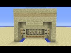 CNB's Pocket-Sized Potion Lab [Minecraft Redstone Tutorials] *not actually pocket-sized ; Minecraft Redstone Tutorial, Home Schooling, Lab, Minecraft Stuff, The Unit, Mansions, House Styles, Curriculum, Buildings