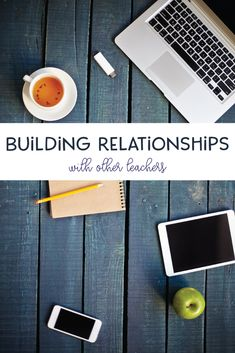 The relationships you build with other teachers. Read sensible tips for building relationships with your coworkers as an educator. Writing Lesson Plans, Writing Lessons, Classroom Setup, Art Classroom, Professional Development For Teachers, Secondary Teacher, New Teachers, Teacher Hacks, Make It Work