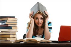 """A really interesting article about how """"NOT"""" to study in college."""