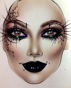"""#makeup #makeupart…"""""""