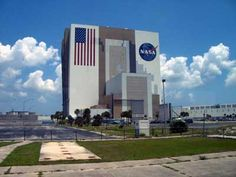 Kennedy Space Center, Cape Canaveral, Florida.