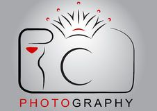 Illustration about Camera Logo. Illustration of graphic, focus, equipment - 39258825 Photography Name Logo, Photography Camera, Photography Branding, Free Photography, Digital Photography, Wedding Photography, Sky Logo, Camera Clip Art, Birthday Background Images