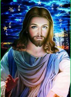 Jesus Our Savior, Jesus Is Risen, God Jesus, Mother Teresa Prayer, Mother Mary, Pictures Of Jesus Christ, Religious Pictures, Jesus Second Coming, Christ The King