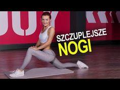 WYSZCZUPLAJĄCY INTERWAŁOWY TRENING ODCHUDZAJĄCY / + ROZGRZEWKA I STRETCHING - YouTube Slimming World, Biology, Fitness Inspiration, Cardio, Health Tips, Fitness Motivation, Health Fitness, Youtube, Stretching