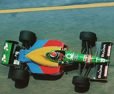 Johnny Herbert 1989 Benetton