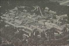 View of original Hellingly asylum buildings