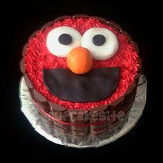 elmo cake  torta elmo