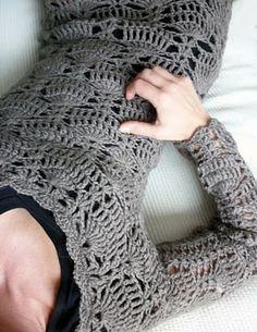 dress pattern - by omakoppa (step by step photos)