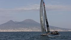 Americas cup in Napoli J-1... something to watch live on Youtube or slightly delayed... Amazing sailing
