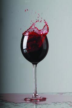 Glass- wine