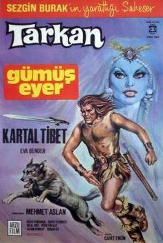 Tarkan: Gümüş Eyer, kurgusal karakter Tarkan üzerine yazılmış Gümüş Eyer isimli çizgi romandan[1] uyarlanan 1970 yapımı fantastik Türk filmi. Mehmet Aslan tarafından yönetilen film Sezgin Burak'ın filmle aynı addaki çizgi romanına sadık kalınarak çekilmiştir. Tarkan serisinin ikinci filmi olan bu filmde ilk film ve devam filmlerinde de olduğu gibi Tarkan karakterini Kartal Tibet canlandırmıştır.[2]