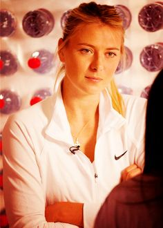 Maria - Maria Sharapova Photo (32023900) - Fanpop