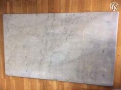 Plateau en marbre pour table bistrot
