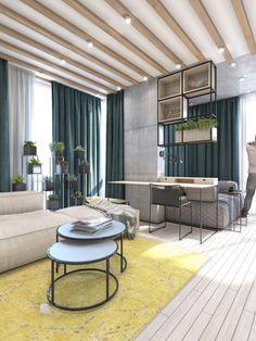 #salons_et_séjour contemporary eco-design by Cult of Design 07 - Ukraine