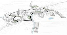 De Ommegang - dorpsuitbreiding Nieuwmunster - Delva Landscape Architects