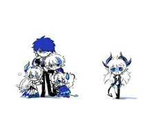 Lu Elsword, Elsword Game, Rpg Names, Search Party, Some Pictures, Chibi, Kitty, Cartoon, Manga
