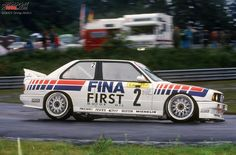 BMW M3 E 30 - Winners of the 24 Hours Race at the Nürburgring – 1992: Cecotto/Danner/Martin/Duez - Fina-BMW M3