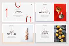 Cooking Website – Antioxidans Ingredients – Ui design concept by Marko Cvijetic.