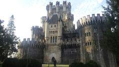 Castillo de Butron. Gatika - Euskadi.