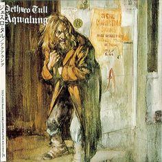 Image Detail for - Jethro Tull Aqualung (japanese Mini Vinyl Cd) Album Cover, Jethro Tull ...