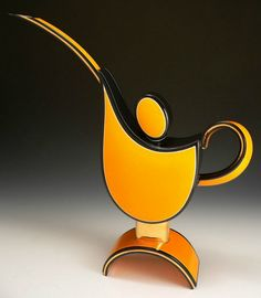 The incredible designs of Porntip Sangvanich Originally from Thailand, she is now operating a studio in Los Angeles, California. Her work is deservedly featured in museums the world over. This is a gallery of stylish teaporn!