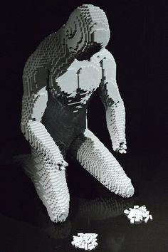 プロのレゴ職人、ネイサン・サワヤがつくるレゴアート:展覧会の画像ギャラリー Page3 « WIRED.jp