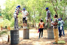 Outlife is an Outbound Training Company in India offering Team Building, Outdoor Management Development, Behavioral Skills Training, Experiential Learning, Outdoor Education, Outdoor Adventure  in Indian Metro Cities for companies and schools