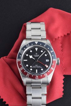 bbeaefccddf REVIEW  Tudor Black Bay GMT. Tudor Black BayCool WatchesWatches For Men Luxury ...