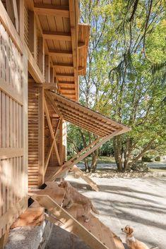 The Dovecote-Granary | Tiago do Vale Arquitectos #pets #architecture