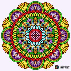 Mandala Design, Mandala Art, Silk Saree Banarasi, Beach Mat, Decoupage, Surfing, Coloring, Outdoor Blanket, Prints