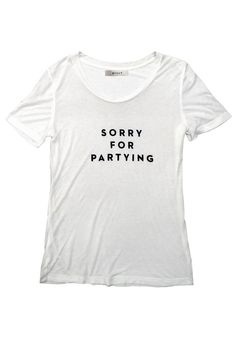 sorry for partying... #blackandwhite #millyny