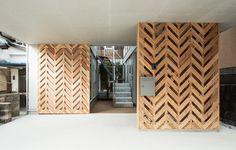 Twin House,© Yohei Sasakura
