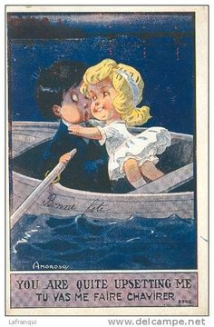 amoroso enfants humour - Delcampe.fr