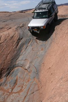 2000 Land Rover Discovery II in Moab, UT (2)