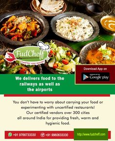 Are you a southindian food lover then you must try exclusive south order food in train with fudcheff and get food delivery at your train seats for no extra cost order your favourite dish also we serve jain food and thali forumfinder Gallery