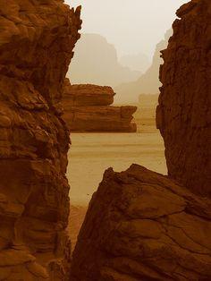 Sahara desert, Tadrart, Algeria