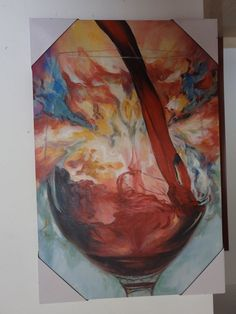Hand-painted artwork Oil Painting canvas abstract wall art
