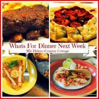 Meal Plan Monday #66