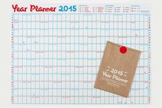 Crispin Finn's latest 2015 Year Planner