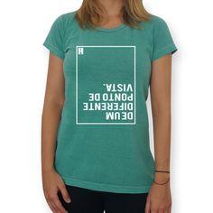 Camiseta Ponto de vista de @cerqueiraworld | Colab55