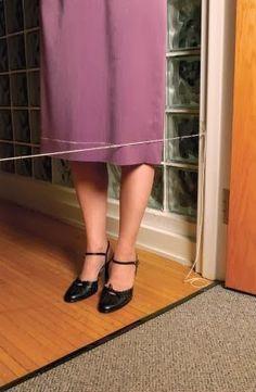 yo elijo coser: Truco para marcar el dobladillo sin ayuda