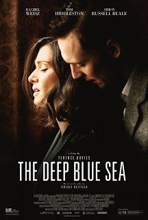The Deep Blue Sea is a 2011 Drama, Romance film directed by Terence Davies and starring Rachel Weisz, Tom Hiddleston. Films Cinema, Cinema Posters, Movie Posters, Rachel Weisz, Netflix Movies, Movies Online, Watch Netflix, Deep Blue Sea Movie, Tom Hiddleston