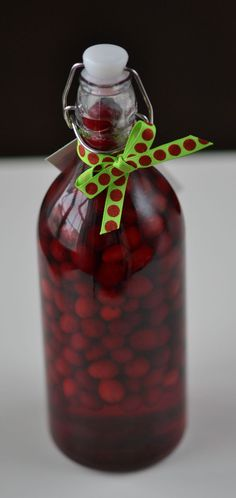 Cranberry Vodka 2