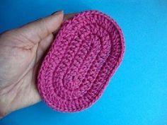 Вязание крючком - Урок 219 Прямоугольник Сrochet rectangle motif - YouTube