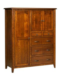 Amish Cascade Gentleman's Chest