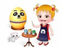 Bebê Hazel Diversão de Páscoa - http://jogosdabebehazel.com.br/jogos/bebe-hazel-diversao-de-pascoa/ #BebêHazelDiversãoDePáscoa Jogos de Festa