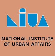 National Institute of Urban Affairs (NIUA). Supporting Institution of Smart City Expo World Congress in 2012. #smartcity #congress #firabarcelona #smartcityexpo